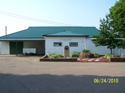 Carver County Fair 4-H Building