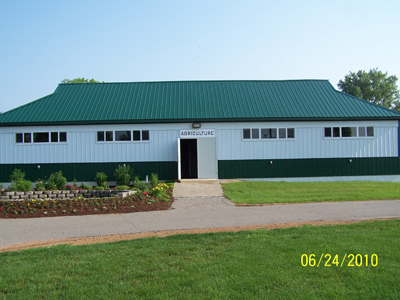 Carver County Fair Agriculture Building