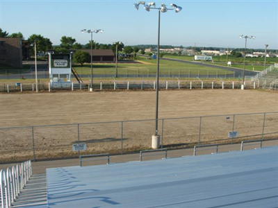 Carver County Fair Grandstand