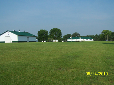 Carver County Fair Midway Area