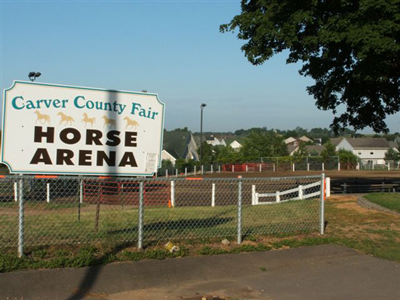 Carver County Fair West Arena
