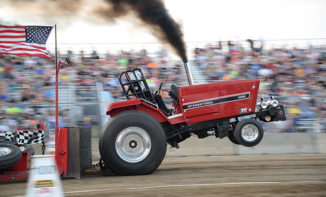 NTPA Tractor Pull