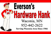 Everson's Hardware Hank Inc.